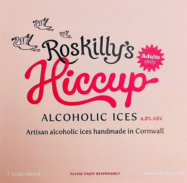 Hiccup Alcoholic Ice Cream